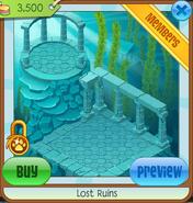 Ocean Den Loat Ruins
