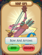 Pink Bow And Arrows