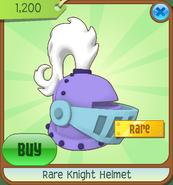 Shop Rare-Knight-Helmet