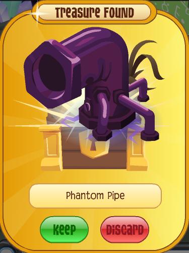 Animal jam prizes for the phantom portal normal