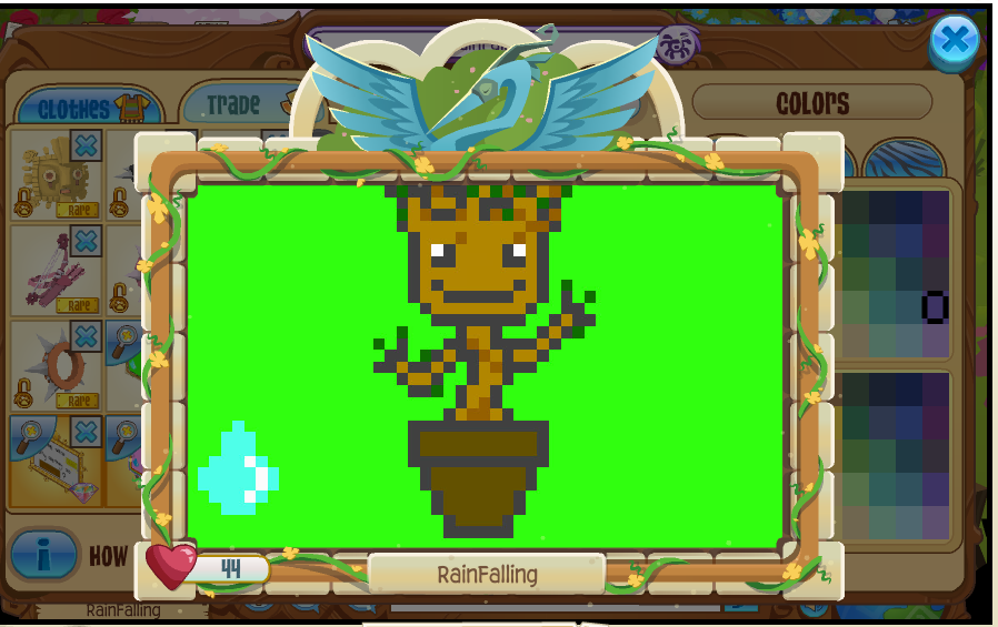 Closed Wanting Pixel Art All Taken Sorry Animal Jam