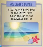 Heatwave Party