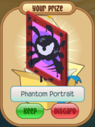 Phantom portrait red