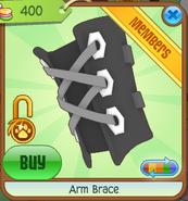 Arm Brace black