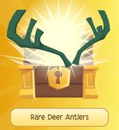 Jamaaliday-Rescue 300-M Rare-Deer-Antlers crop