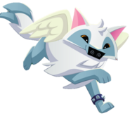 Arctic-Wolf-Running