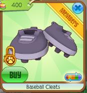 Baseball cleats6