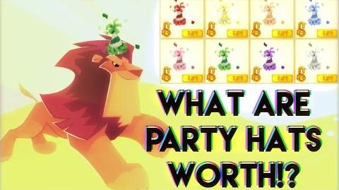What are party hats worth!? NEW 2017!