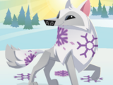 Snowflake Arctic Wolf