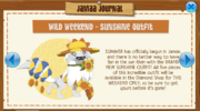 Jamaa Journal Sunshine Outfit