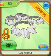 Leg armor1