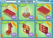 Ancient Treasures example