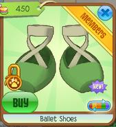 Ballet shoes5