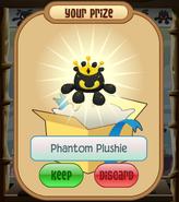 The-Claw Phantom-Plushie Crown
