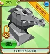 Cornelius alpha of crocodiles