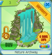 Diamond-Shop Nature-Archway Moss