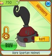 Shop Rare-Spartan-Helmet