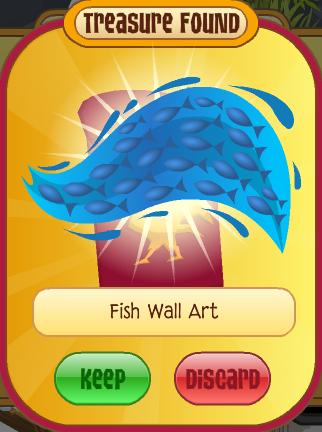 Fish Wall Art | Animal Jam Wiki | FANDOM powered by Wikia