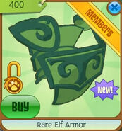 Leap-Year-Accessories Rare-Elf-Armor
