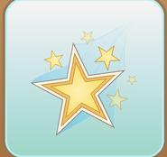 Jag Stamp six stars