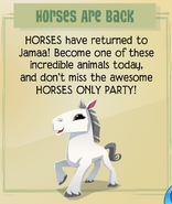 Jamaa-Journal Vol-197 Horses-Are-Back