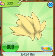 Shop Spiked-Hair Yellow