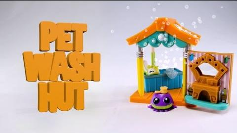 Video Animal Jam Toys Pet Wash Hut Animal Jam Wiki Fandom
