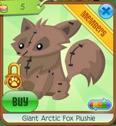 Giantarcticfoxplushie10