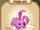 Pink Bunny Pillow Pet