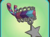 Multicolored Charm Bracelet