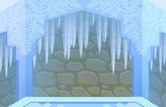 Winter-Palace Green-Slime-Wall