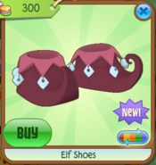 Elf Shoes 2
