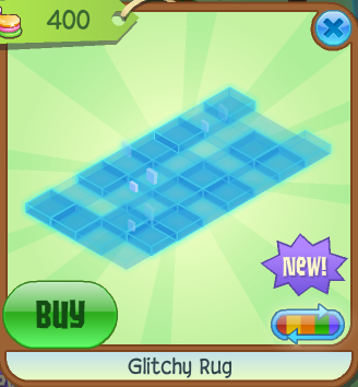 Glitchy Rug Animal Jam Wiki Fandom