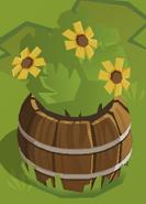 Den BETA-Flower-Barrel Cleaned