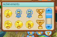 Achievements Jammer Example