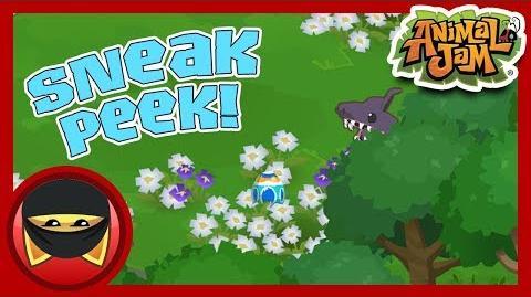 Spring Arrives! Animal Jam Sneak Peek