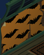 Epic-Haunted-Manor Bat-Wallpaper