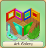 Icon of Art Gallery