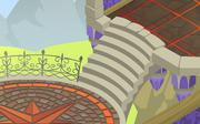 Fantasy-Castle Lava-Floor