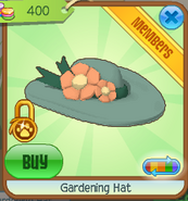 Gardening hat 4