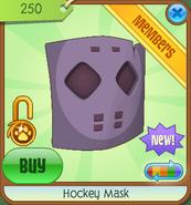 Hockey Mask ed1 purple