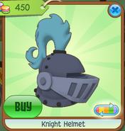 Shop Knight-Helmet Teal