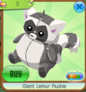 Giantlemurplushie7