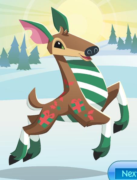 Image of: Jamaaliday Deer Jamaaliday Deer Animal Jam Wiki Fandom Jamaaliday Deer Animal Jam Wiki Fandom Powered By Wikia