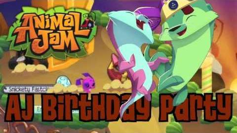 Animal Jam OST - Birthday Bash