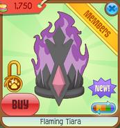Epic-Wonders Flaming-Tiara Pink