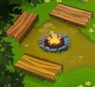 Summer Carnival Campfire
