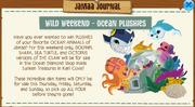 WildWeekendOceanPlushies