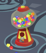 Gumball Machine Click