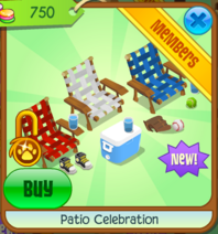 PatioCelebration